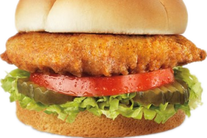 8. Crispy Chicken Sandwich Combo - delivery menu