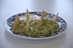 Guacamole & Chips - delivery menu