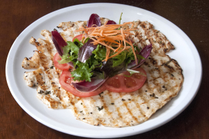 Chicken Breast Paillard - delivery menu