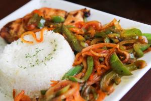 11. Chicken Fajita - delivery menu