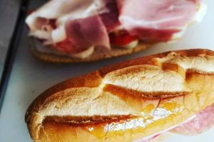Italian Panini - delivery menu