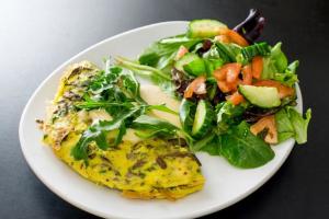 Woodland Omelette - delivery menu