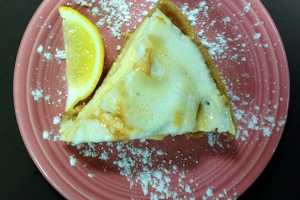Mama's Homemade Lemon Pie - delivery menu