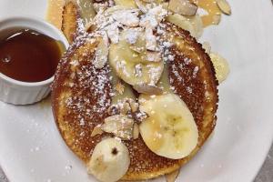 Tres Leches Pancakes Brunch - delivery menu