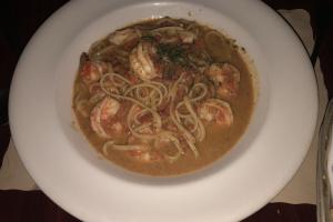 Crevettes Scampi - delivery menu
