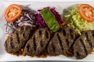 Kofte (Meat Ball) Plate  - delivery menu