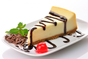 Cheesecake - delivery menu