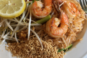 30. Pad Thai - delivery menu