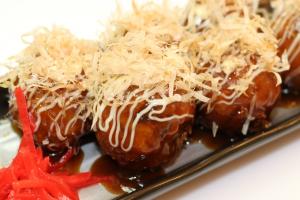 2. Takoyaki (6) - delivery menu