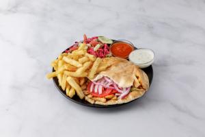 Shawarma Sandwich Grill Combo - delivery menu