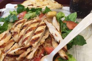 Chicken Caesar Salad - delivery menu