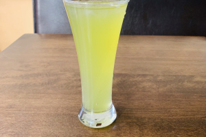 Iced Green Tea - delivery menu