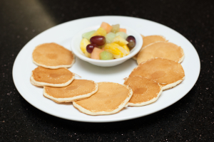 Kids Silver Dollar Pancakes - delivery menu
