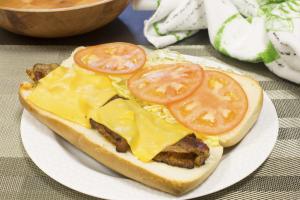 33. Grilled Chicken Sandwich - delivery menu