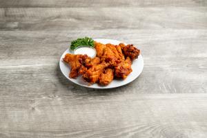 10 Wings - delivery menu
