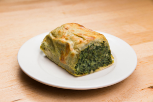 Spinach Knish - delivery menu
