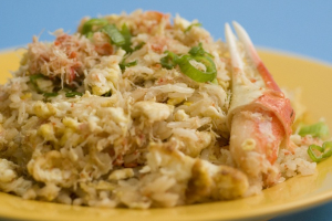 Crab Fried Rice - delivery menu