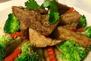 Garlic Tofu - delivery menu