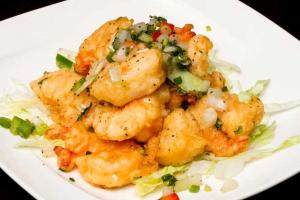 Salt and Pepper Shrimp - delivery menu
