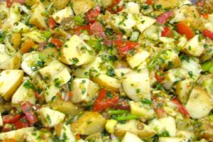 Mediterranean Potato Salad - delivery menu