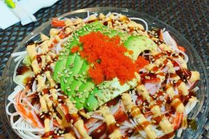 2. Kani Salad - delivery menu