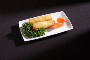 3. Vegetarian Spring Roll for 2 - delivery menu