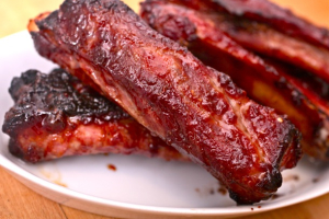 8. BBQ Spareribs - delivery menu