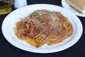 Spaghetti with Marinara Sauce - delivery menu
