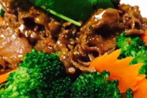 Beef Broccoli Entree - delivery menu