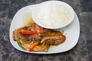 Pechuga de Pollo a La Plancha - delivery menu