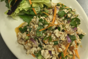 23. Larb Gai Salad  - delivery menu