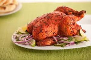 Full Chicken Tandoori - delivery menu