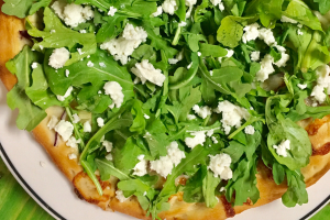 Arugula Pizza - delivery menu