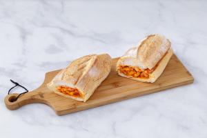 Chicken Cutlet Parmigiana Hero - delivery menu