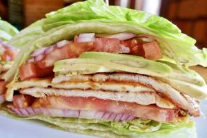 Lettuce Torta - delivery menu