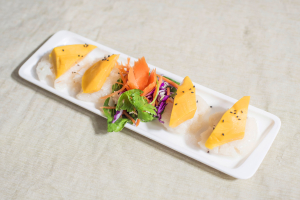 Mango with Sticky Rice - delivery menu