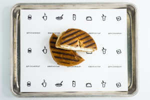 Whole Wheat Toasted Bagel - delivery menu