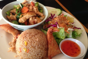 4. Cashew Nut Dinner Special - delivery menu