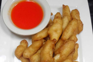 134. Sweet and Sour Chicken - delivery menu