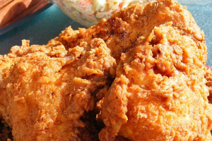 2 Pieces Fried Chicken Meal - delivery menu