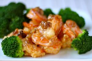 77. Honey Walnut Shrimp - delivery menu