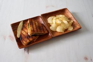 P1. Toasted Monte Cristo Panini - delivery menu