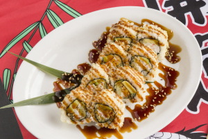 Crunchy California Roll - delivery menu