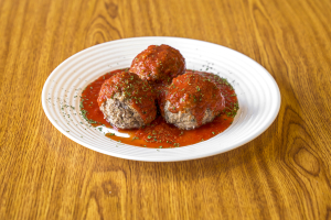 Side of Meatballs - delivery menu