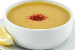 Red Lentil Soup - delivery menu