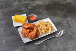 Sweet Chili Wings Party Wings - delivery menu