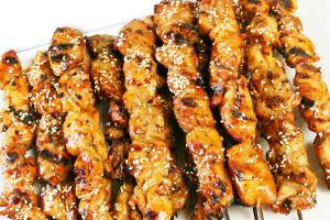 11. Teriyaki Chicken - delivery menu