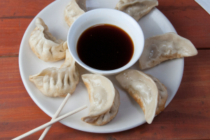 36. Fried Dumpling - delivery menu