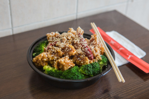 99. Sesame Chicken - delivery menu