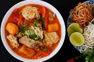 B14. Bun Rieu Cua - delivery menu